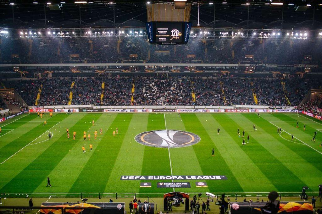 UEFA Europa League football match